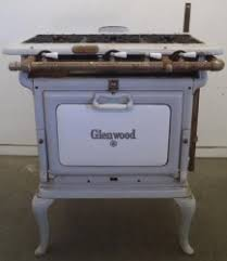 Antique Stoves Restoration Needed Unrestored Retro Stoves Not