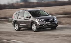 2015 Honda CR-V EX FWD Test – Review – Car and Driver