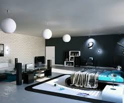 futuristic bedroom. tips and ideas: futuristic bedrooms : endearing image of decoration using modern black bedroom 9