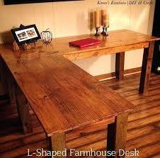 diy l shaped desk plans l shaped desk for your home office corner desk diy l