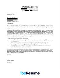 Administrative Cover Letter Example Executive Assistant Cover Letter Example Professional