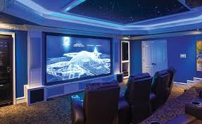 it s only ing for the room with the most drama to have the most dramatic lighting if you want your a room to be a true home theater