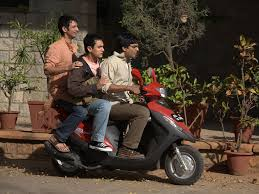 Image result for scooter aamir kareena 3 idiots