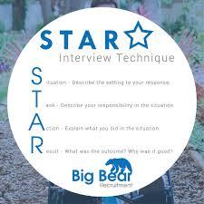 Star Approach Interview
