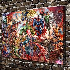 Marvel Comic Bedroom Marvel Bedroom Decor Reviews Online Shopping Marvel Bedroom