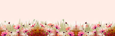 Grass and flowers background Natural Beauty Romantic Pink Flowers Background Poster Banner Art Background Image Pngtree Tulip Background Photos And Wallpaper For Free Download