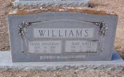 Mary Nancy Bowen Williams (1896-1980) - Find A Grave Memorial