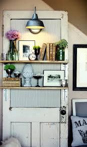 Old Doors Repurposed Door Crafts Easy Craft Ideas
