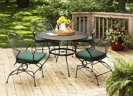 amazoncom patio furniture. Amazon.com: Better Homes And Gardens Clayton Court 5-Piece Patio Dining Set, Green, Seats 4: Garden \u0026 Outdoor Amazoncom Furniture W