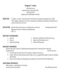 Graduate Mechanical Engineer Resume Sample With Cover Letter For ...