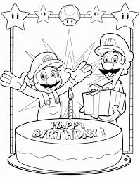 All free coloring pages online at here. Happy Birthday Coloring Pages For Dad Coloring Home