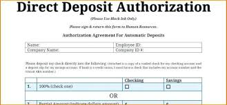 Automatic Withdrawal Form Template Bank Deposit Form Template Large Printable Slip Slips