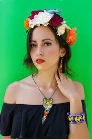Gratis Afbeeldingen Meisje Vrouw Haar Bloem Groen Mode