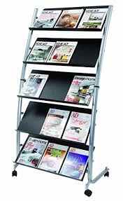 Literature Display Stands Uk