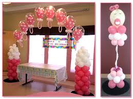 Baby Bottle Balloon Decoration Baby Shower Decorations and Gifts by Balloons Galore and More 39