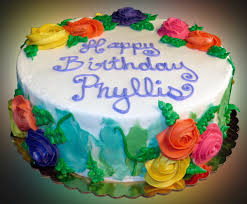 Birthday cakes images with photo ~ Birthday cakes images with photo ~ Happy birthday cake for phyllis sweet somethings desserts