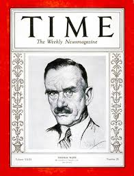 TIME Magazine Cover: Thomas Mann - June 11, 1934 - Writers - Books - Germany