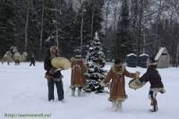 """Оросод """"Нүүдэлчний амьдрал"""" нэртэй парк байгуулагджээ ..."""