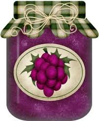 grape jelly clipart. Interesting Clipart Kitchen Things Art Labels Food Clipart Mason Jar  Crafts Illustrations Grape Jam Decoupage Vintage Art Throughout Jelly Clipart R