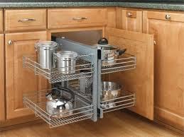 Corner Kitchen Cabinet Storage Solutions Plain On Kitchen And Blind Corner  Cabinet Storage Solutions 5
