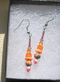 Earthwear: <b>Natural</b> Earrings ~ <b>Freshwater Pearl</b>, Sea Shell ...