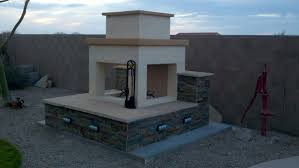 tag cinder blocks 3 great ways to finish your outdoor fireplace