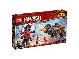 70669 Cole's Earth Driller - Brickipedia, the LEGO Wiki