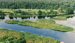 Реки и озёра России описание и подробные характеристики Типичная равнинная река России