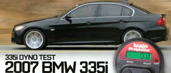 BMW Convertible 2007 335i bmw : 2007 BMW 335i Dyno Test | Banks Power