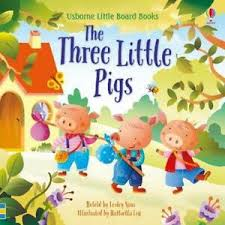 The Three Little Pigs by Lesley Sims (English) Board Books Book Free  Shipping! 9781474969642 | eBay