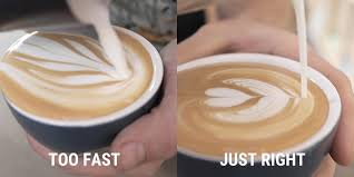 A good espresso is art itself, but latte art is a term that refers to. Latte Art Mistakes The 6 Reasons Why Your Latte Art Fails