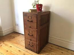 oak filing cabinet s wooden file cabinets 4 drawer antique wood vintage