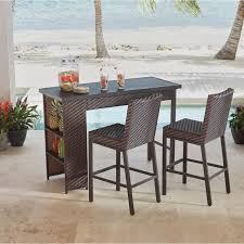 round patio bar table outdoor pub seating high outdoor table tall outdoor bistro set outdoor furniture bar tables and chairs