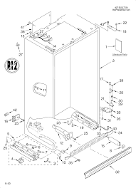 Kitchenaid refrigerator wiring diagram kgt