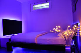 strip lighting ideas. Led Strip Rgb Multicolor Light Lighting Ideas And Bedroom Lights Decoration Picture E