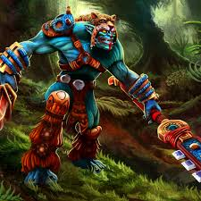 download wallpaper 2732x2732 huskar dota 2 art ipad pro hd