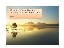 Beauty Of Silence Quotes