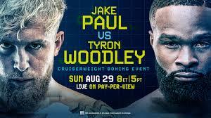 1 day ago · jake paul vs. Spectrum Net Boxing