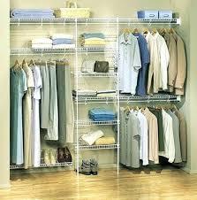 wire closet shelving wardrobes wardrobe installation install rubbermaid instructions
