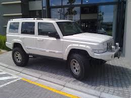 Commander Off road Mods - Jeep Garage - Jeep Forum