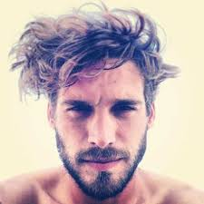Surfer Hairstyles For Men Mens Messy Hairstyles Transitioning Hair Surfer Style This Style