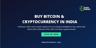 How to use bitcoins in india? Koinbazar Buy Bitcoin Cryptocurrency In India Bitcoin Exchange Crypto Exchange