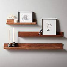 modern shelving wall mounted storage