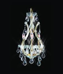 4 light maria theresa chandelier this chandelier has 30 lead top quality beautiful egyptian asfour crystals that sparkle like jewels ht 22 x wd 12