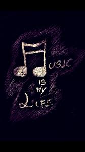 iphone 5 wallpaper hd music. Perfect Iphone Music Is My Love To Iphone 5 Wallpaper Hd O