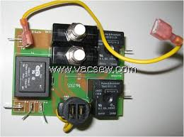 electrical parts all makes vacuums central vacuum motor circuit board dual motor 28 amp 120v 235l