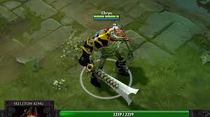 dota 2 skeleton king guide builds items and strategy