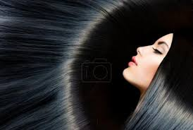účesy Pro Dlouhé černé Vlasy