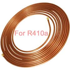 Refrigerant Pipe Size Chart R410a R410a Copper Pipe Air Conditioning R410a Refrigerant Copper