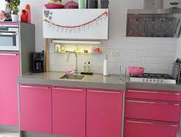 Kitchen Interior Design Pink Kitchen Fresh Ideas Interior Design Kitchen Design